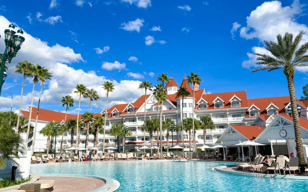 The New Normal at Orlando Resorts
